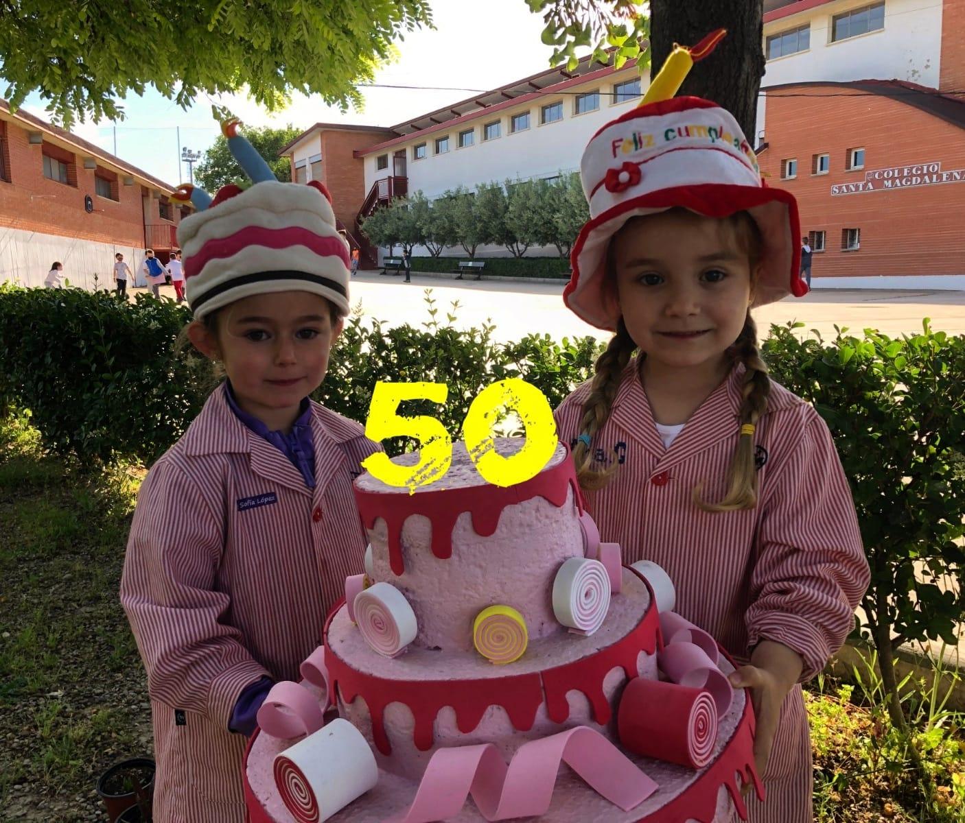 Semana de celebración del 50 aniversario